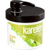 Olive All Over Hand & Body Crème : 12 oz
